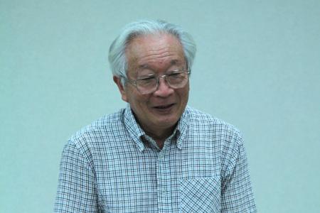 佐藤 保氏(元御茶の水女子大学学長)